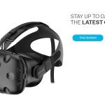 VRディスプレイ「HTC Vive」の購入方法