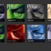 ゲームグラフィッカー用ZBrushメモ 「ZBrushで追加したマテリアルを起動時に最初から読み込む」