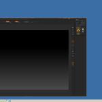 ゲームグラフィッカー用ZBrushメモ 「ZBrushで起動時のウィンドサイズとキャンバスサイズを固定する」