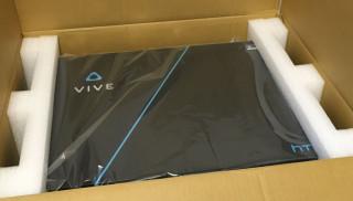 Fedexから配送されるHTC Viveに関しての留意事項