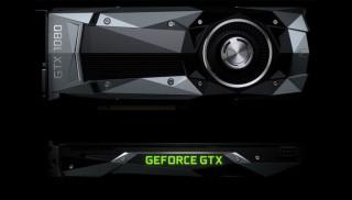 GTX1080リファレンスモデルのカード長、幅サイズ