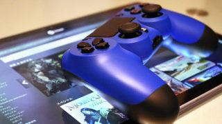 PS4コントローラーをSteamで利用する方法