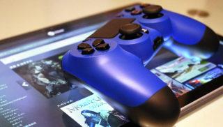 PS4コントローラーをSteamで利用する方法(PCとワイヤレス or 有線で接続する方法)