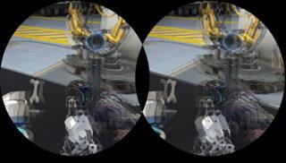 SteamVRの予測補完機能・フレーム遅延軽減「非同期再投影」と「インターリーブ再投影」の設定を行う