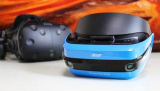 「Windows Mixed Reality ヘッドセット」 レビュー。安価で高解像度・外部センサー不要の新型VRの実力