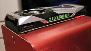 安価なITXケース「RAIJINTEK METIS」にGTX1080TIを収めてコンパクトVRPCにする